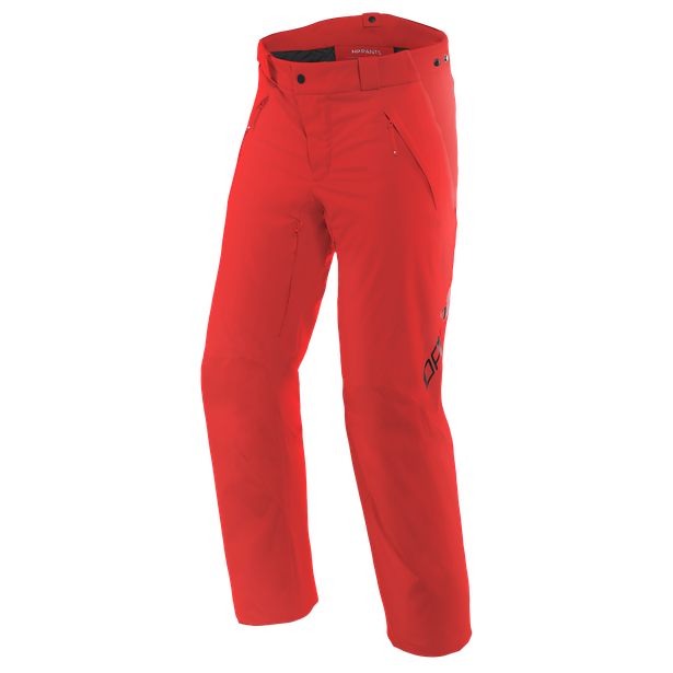 HP SNOWBURST PANTS SHORTER VERSION HIGH-RISK-RED- Mens