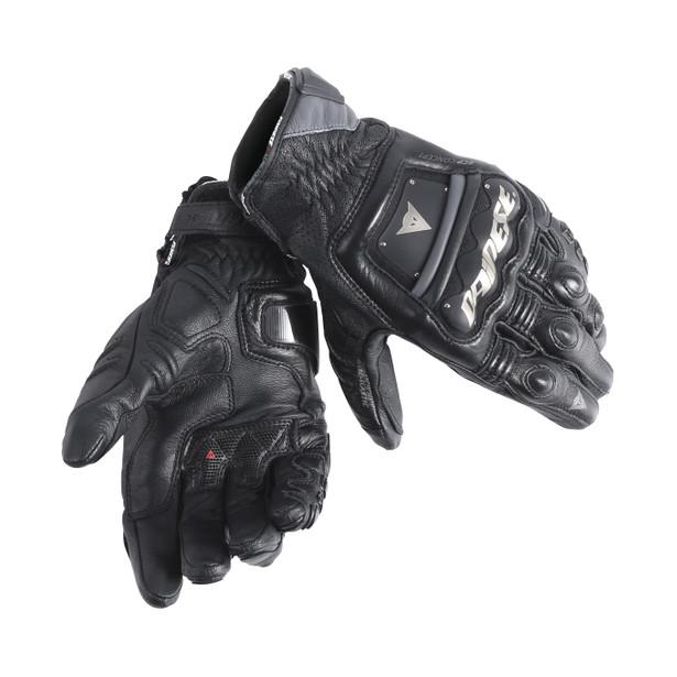 GUANTO 4 STROKE EVO BLACK/BLACK/BLACK- Gloves