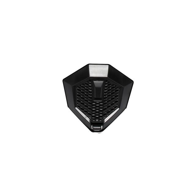 AGV CHIN VENT AX9 - BLACK - AX9