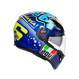 K-3 SV E2205 TOP - ROSSI MISANO 2015 - Full-face