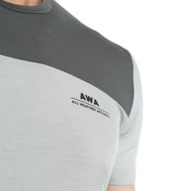 AWA BLACK TEE - Shirts