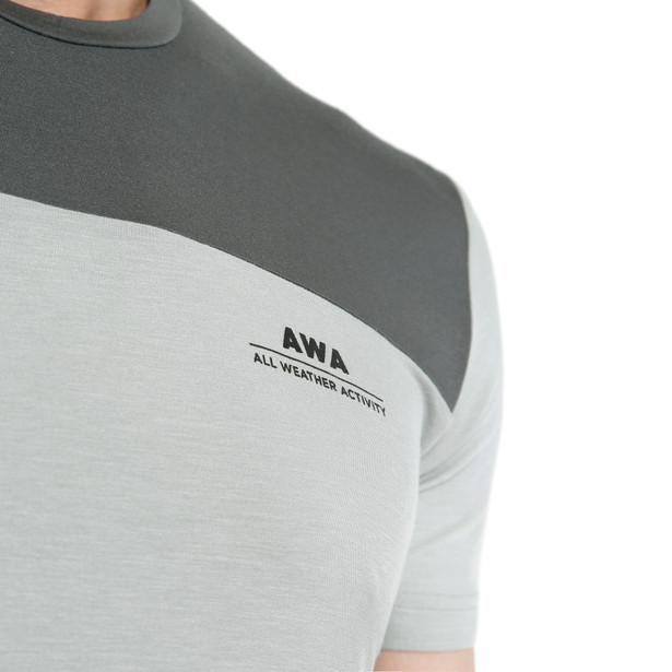 AWA BLACK TEE - AWA Black