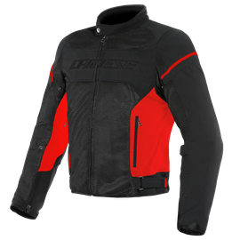 AIR FRAME D1 TEX JACKET BLACK/RED/RED