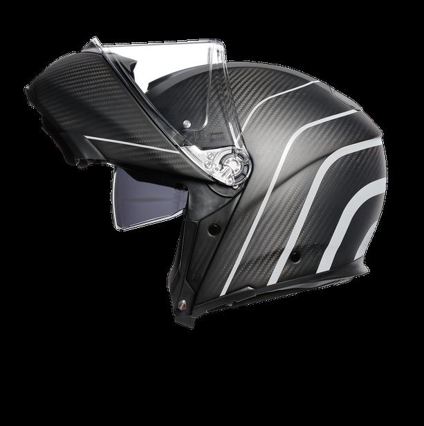 SPORTMODULAR MULTI E2205 - REFRACTIVE CARBON/SILVER - Sportmodular