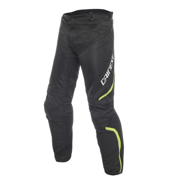 DRAKE AIR D-DRY ® PANTS BLACK/BLACK/YELLOW-FLUO- D-Dry®