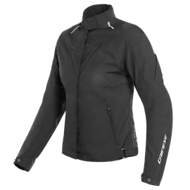 LAGUNA SECA 3 LADY D-DRY® JACKET BLACK/BLACK/BLACK- Women Jackets