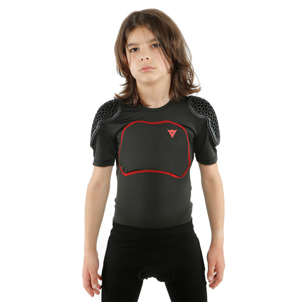 SCARABEO PRO TEE BLACK- New arrivals