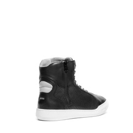 PERSEPOLIS AIR SHOES BLACK- Cuir