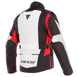 X-TOURER D-DRY JACKET LIGHT-GRAY/BLACK/TOUR-RED- D-Dry®