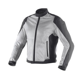 AIR FLUX D1 TEX JACKET ANTHRACITE/BLACK