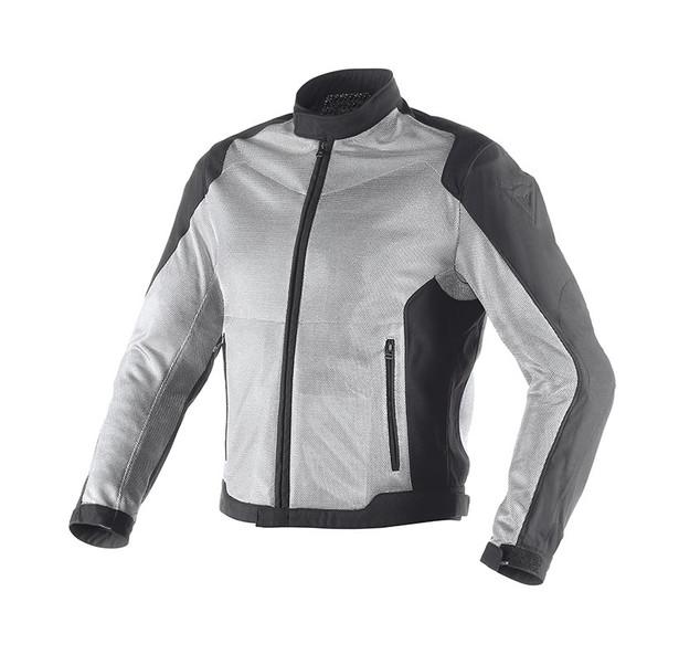 AIR FLUX D1 TEX JACKET ANTHRACITE/BLACK- Textile