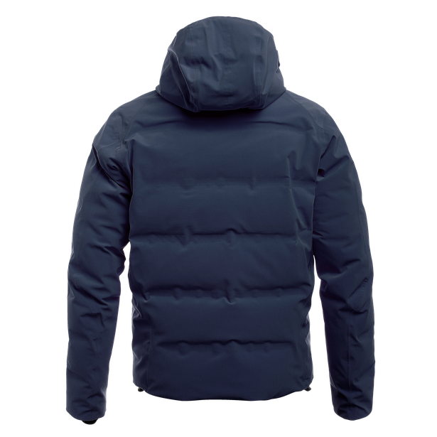 SKI DOWNJACKET MAN 2.0 BLACK-IRIS- Downjackets