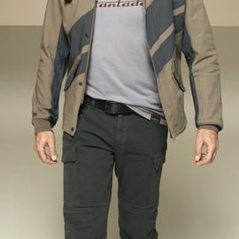 KAYES TEX JACKET BUNGEE-CORD/EBONY- Textile
