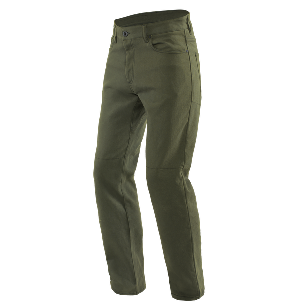 CASUAL REGULAR TEX PANTS - undefined