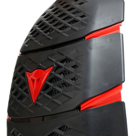 PRO-SPEED BACK - SHORT BLACK/RED- Dos