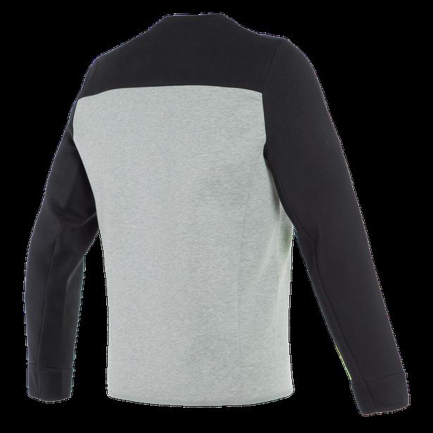 DAINESE CONTRAST SWEATSHIRT   MELANGE/BLACK- Casual Wear