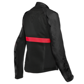 RIBELLE AIR LADY TEX JACKET BLACK/LAVA-RED- Women Jackets