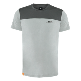 AWA BLACK TEE DARK-GRAY