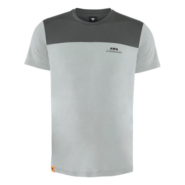AWA BLACK TEE DARK-GRAY- Maillots