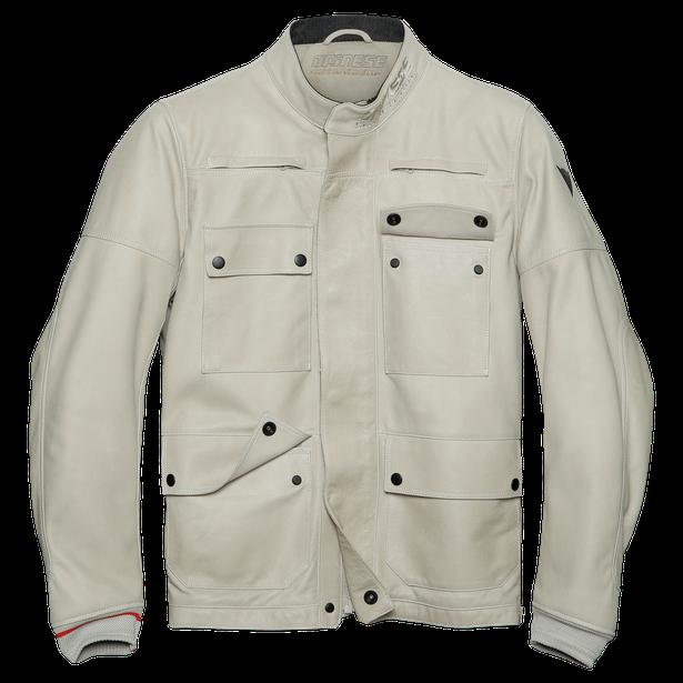 KIDAL LEATHER JACKET - Leather