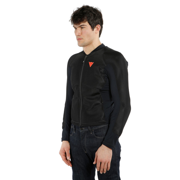 PRO-ARMOR SAFETY JACKET 2 BLACK/BLACK- Protecciones