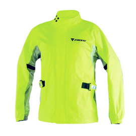 D-CRUST PLUS JACKET FLUO-YELLOW/LIGHT-ANTHRACITE