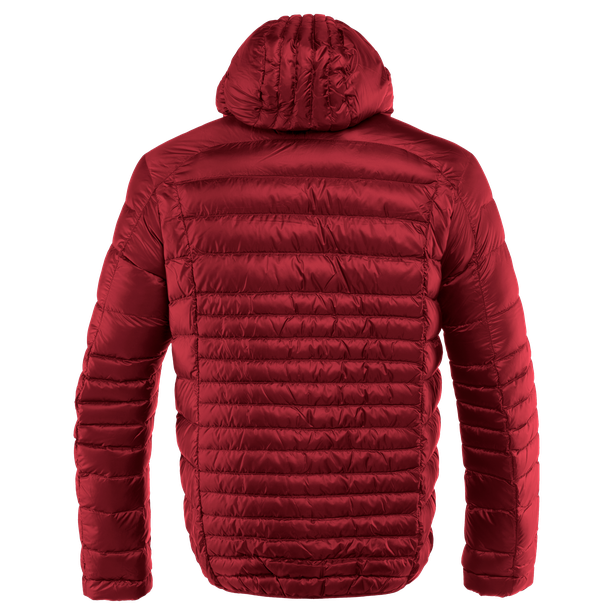 PACKABLE DOWNJACKET MAN CHILI-PEPPER- Downjackets