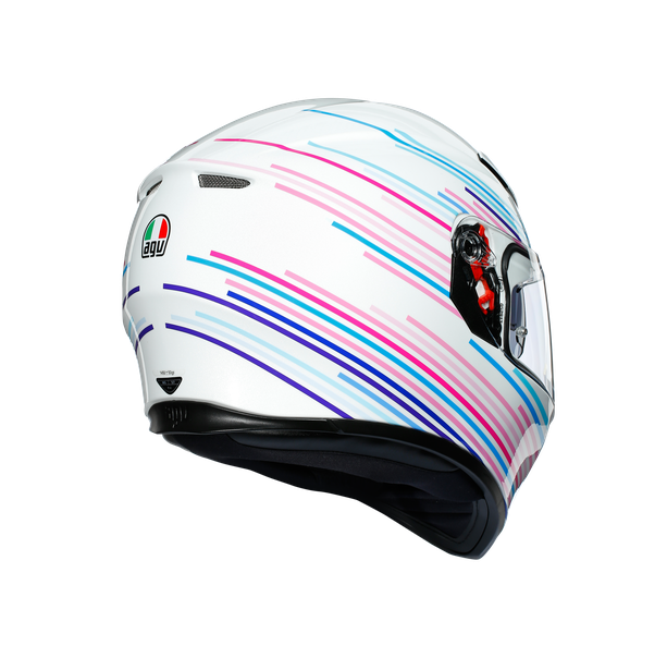 K3 SV E2205 MULTI - SAKURA PEARL WHITE/PURPLE - K3 SV