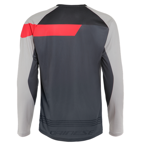 HG JERSEY 3 DARK-GRAY/FIRE-RED- Shirts