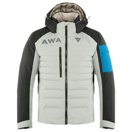AWA BLACK JACKET PURITAN-GRAY/STRETCH-LIMO/IMPERIAL-BLUE