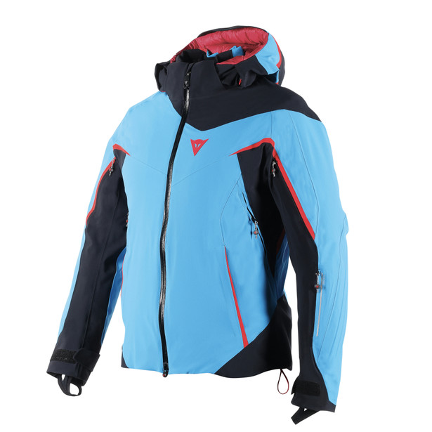 LAUBERHORN JACKET  BLUE-JEWEL/TEAM-RED/BLACK- Jacken