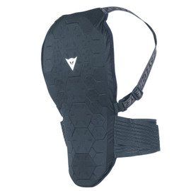 FLEXAGON BACK PROTECTOR KID BLACK/BLACK- Back