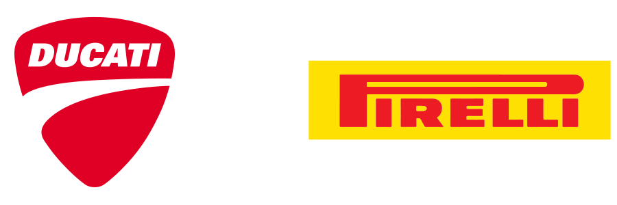 Logo Ducati Pirelli