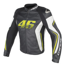 VR46 D2 LEATHER VR46