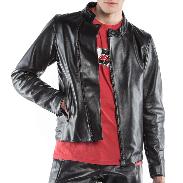 CHIODO72 LEATHER JACKET - Dainese72