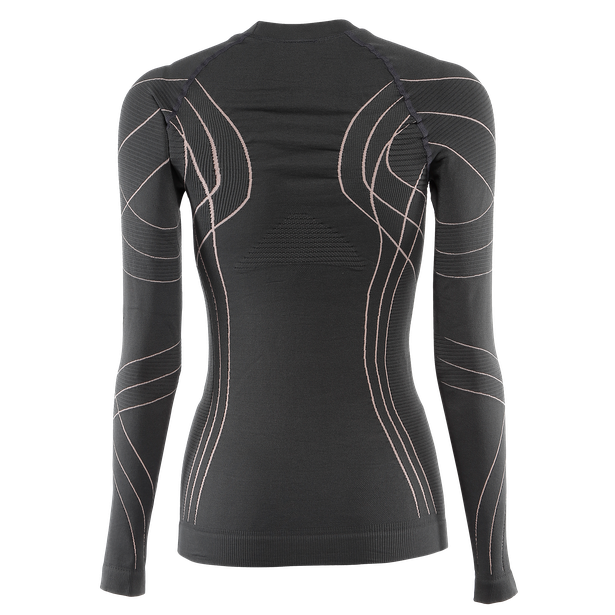 HP1 BL L SHIRT STRETCH-LIMO/MISTY-ROSE- Thermal Layers