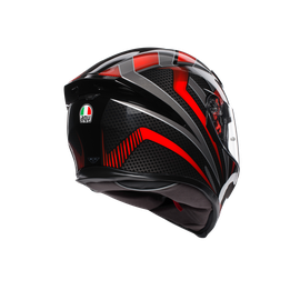 K-5 S E2205 MULTI - HURRICANE 2.0 BLACK/RED - Integrali