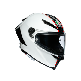 PISTA GP RR ECE DOT MULTI - SCUDERIA CARBON/WHITE/RED