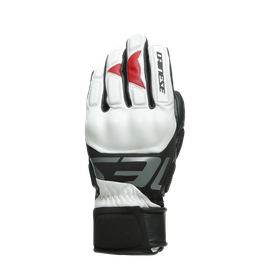 HP GLOVES LILY-WHITE/STRETCH-LIMO