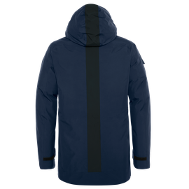 AWA BLACK PARKA BLACK-IRIS/STRETCH-LIMO- Jacken