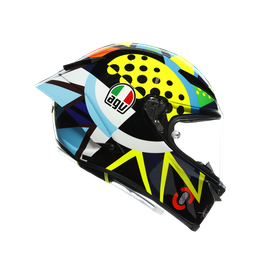 PISTA GP RR ECE DOT LIMITED EDITION - ROSSI WINTER TEST 2020 - Pista GP RR