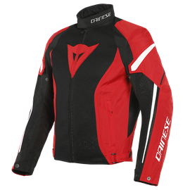AIR CRONO 2 TEX JACKET BLACK/RED/WHITE