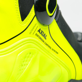 NEXUS 2 D-WP BOOTS BLACK/FLUO-YELLOW- Boots