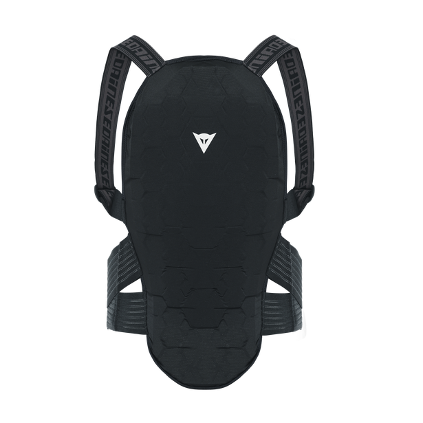 FLEXAGON BACK PROTECTOR LADY BLACK/BLACK- Rückenschutz