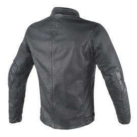 ARCHIVIO D1 LEATHER JACKET NEUTRO- Jackets