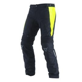 D-STORMER D-DRY PANTS BLACK/FLUO-YELLOW