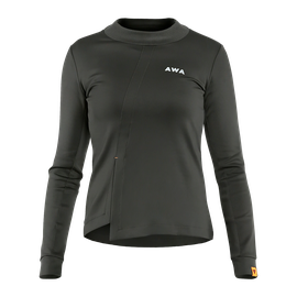 AWA BLACK SOFT FLEECE WMN NINE-IRON
