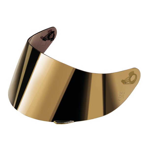 Visor GT 2 IRIDIUM GOLD - Accessori