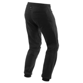 TRACKPANTS TEX PANTS BLACK- Pantalones