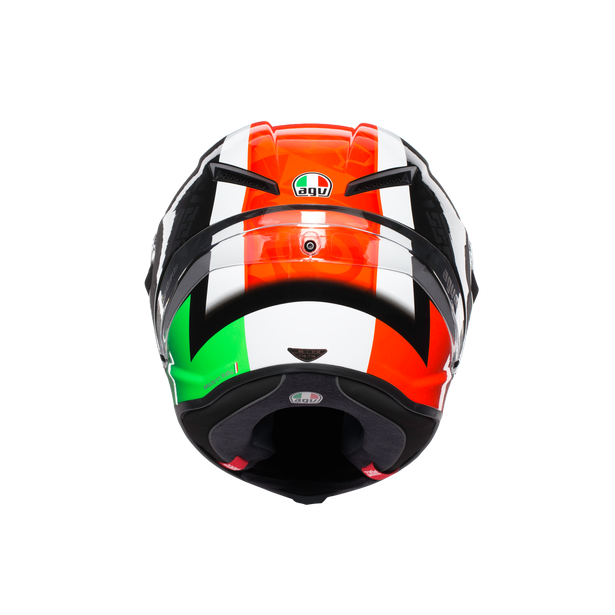 CORSA R E2205 MULTI - CASANOVA BLACK/RED/GREEN - Integrali